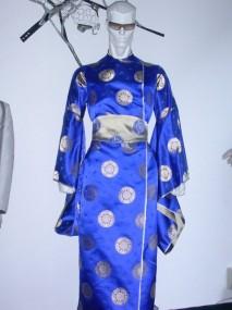 Kimono Kleid 2